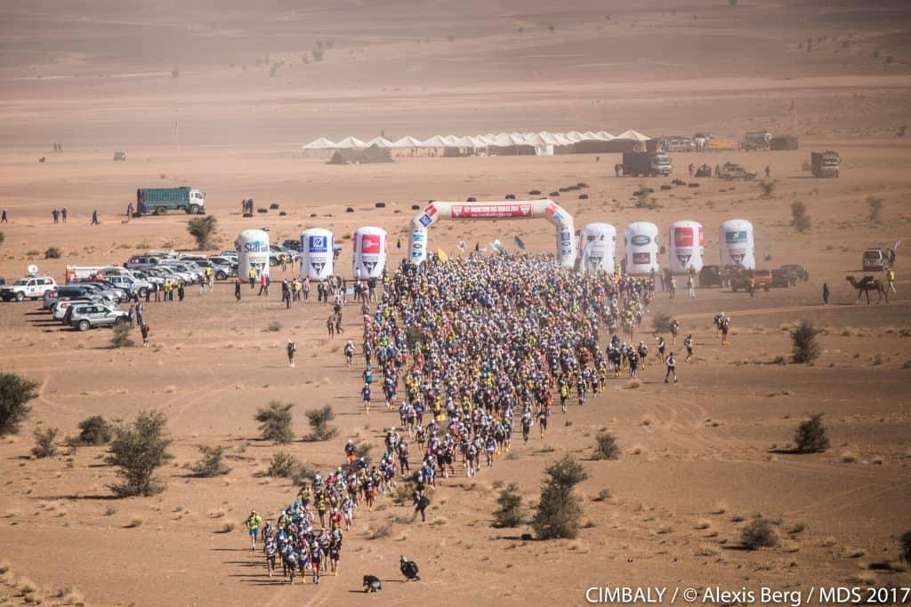 maraton de sables