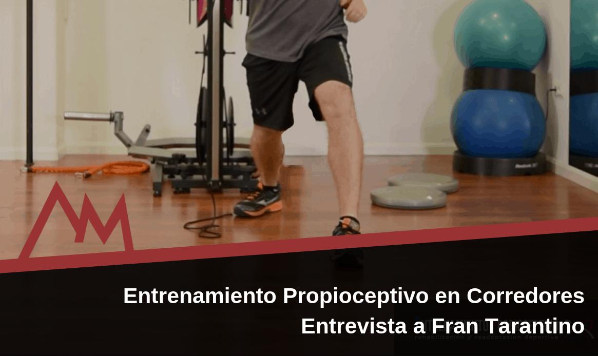 Entrenamiento Propioceptivo Corredores