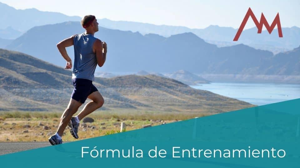 Fórmula de Entrenamiento